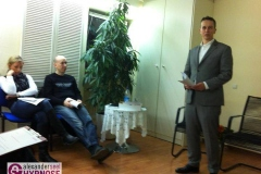 Dave Elman Hypnose Seminar beim DVH 00040