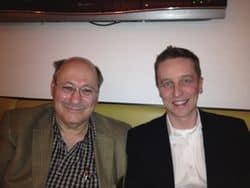 Larry Elman und Alexander Seel
